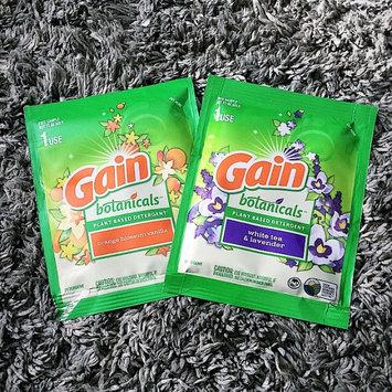Photo of Gain® Botanicals™ Plant Based Laundry Detergent uploaded by Jenifer K.