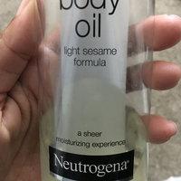 Neutrogena Light Sesame Formula Body Oil uploaded by Sandra D.