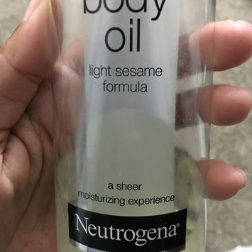 Photo of Neutrogena® Body Oil uploaded by Sandra D.