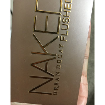 Photo of Urban Decay Naked Flushed uploaded by Sandra D.