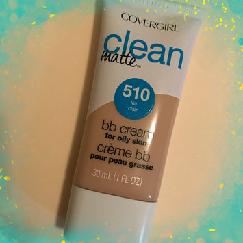 Photo uploaded to COVERGIRL Clean Matte BB Cream by Ashley A.