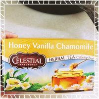 Celestial Seasonings® Honey Vanilla Chamomile Herbal Tea Caffeine Free uploaded by Bryn H.