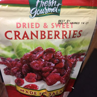 Fresh Gourmet Cranberries Dried & Sweet uploaded by Lonnesha D.