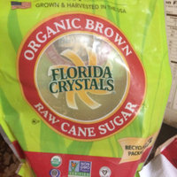 Florida Crystals Brown Pure Cane  Organic Sugar 24 Oz Stand Up Bag uploaded by Lonnesha D.