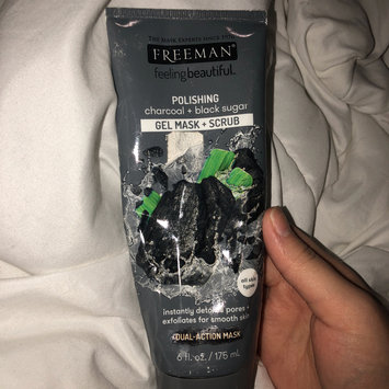 Photo of Freeman Beauty Feeling Beautiful™ Charcoal & Black Sugar Polishing Mask uploaded by Nikki👑 o.