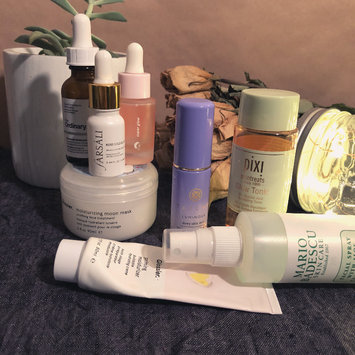 Photo of Glossier Moisturizing Moon Mask uploaded by Christina C.