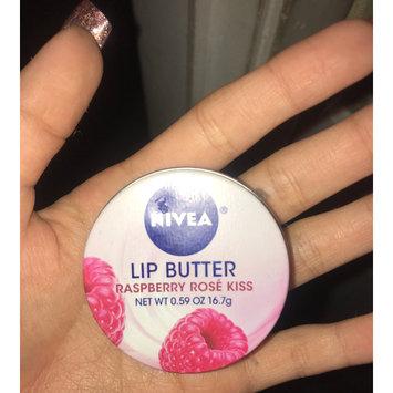 Photo of Nivea Lip Care Lip Butter Raspberry Rose Kiss uploaded by Fatima C.