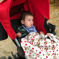 Britax 2017 B-Agile 3 Stroller uploaded by Ivette M.