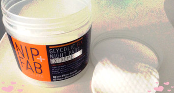 Photo of Nip + Fab Exfoliate Glycolic Fix Night Pads Extreme uploaded by Pamela S.