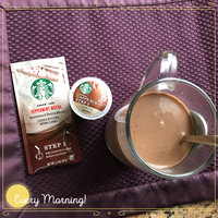 Starbucks Peppermint Mocha Caffe Latte K-Cups uploaded by Jan a.