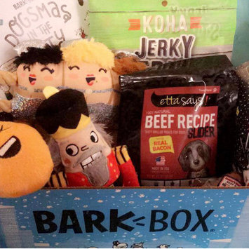 Photo of BarkBox uploaded by Colette C.