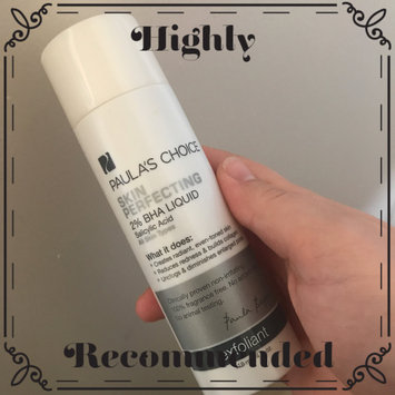 Photo of Paula's Choice Skin Perfecting 2% BHA Liquid uploaded by Stephanie R.