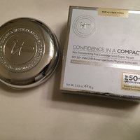 IT Cosmetics Confidence in a Compact with SPF 50+ uploaded by Kathey W.