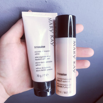 Photo of Mary Kay Timewise Microdermabrasion Set uploaded by Diana 🌙.