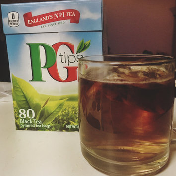 Photo of PG Tips Teabags, 40 Count uploaded by Hanna V.