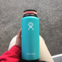 Hydro Flask 32oz Wide Mouth with Flex Cap: Hydro Flask Hydration Belts & Water Bottles uploaded by Kathleen G.