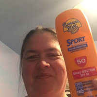 Banana Boat Sport Performance Lotion Sunscreens With Powerstay Technology With SPF 50 uploaded by Sandi K.