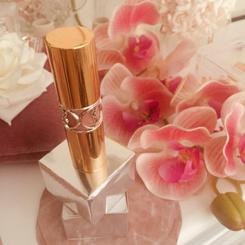 Photo of Yves Saint Laurent Rouge Volupté Shine Lipstick uploaded by Mikhaela A.