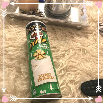 Photo uploaded to Pringles® Sour Cream & Onion by Paty C.
