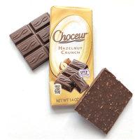 Choceur Milk Hazelnut Crisp Chocolate Bar uploaded by Amber M.