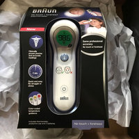 Braun® No touch + forehead thermometer uploaded by Roxanne S.