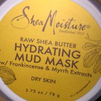 SheaMoisture Raw Shea Butter Facial Mask uploaded by Yagin A.