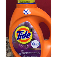 Tide 2X Ultra Liquid with Febreze Freshness Laundry Detergent uploaded by Camz A.