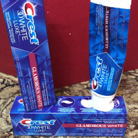 Crest 3D White Luxe Glamorous White Whitening Toothpaste, Vibrant Mint, 5.5 oz uploaded by Camz A.