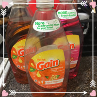 Gain® Ultra Bleach Alternative Honeyberry Hula Dishwashing Liquid uploaded by jasmine a.