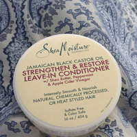 SheaMoisture Jamaican Black Castor Oil Strengthen, Grow & Restore Edge Treatment uploaded by Mattea P.