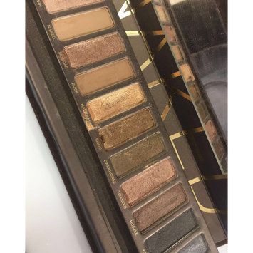 Photo of Urban Decay Naked Palette uploaded by myah a.
