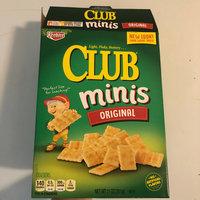 Keebler Club Minis Original Crackers uploaded by Skylar L.