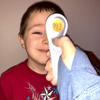 Braun® No touch + forehead thermometer uploaded by Olivia H.