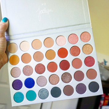 Photo of Morphe x Jaclyn Hill Eyeshadow Palette uploaded by Sharon F.