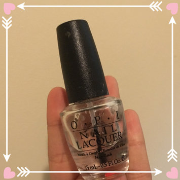Photo of OPI Top Coat uploaded by Michelle D.