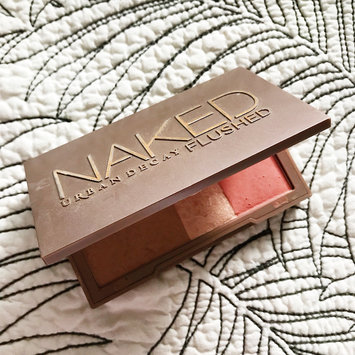 Photo of Urban Decay Naked Flushed uploaded by Lauren L.