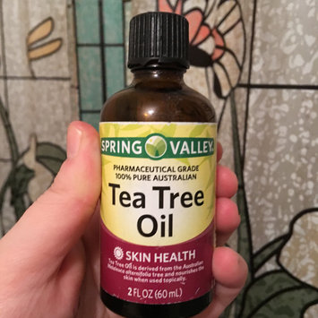 Photo of Spring Valley Pharmaceutical Grade Tea Tree Oil 2 fl oz uploaded by Jill R.