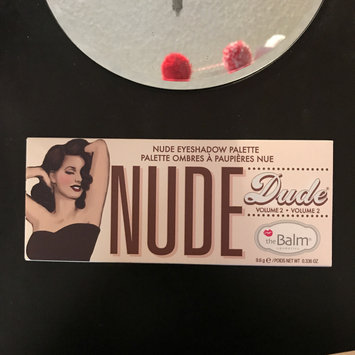 Photo of Thebalm the Balm Nude Dude Palette uploaded by Veronica M.