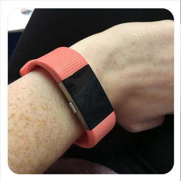 Photo of Fitbit Charge 2 Heart Rate and Fitness Wristband uploaded by Tiffany E.