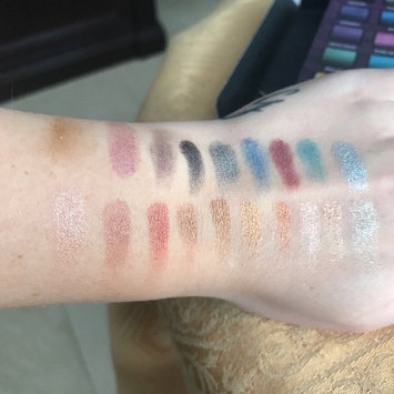 Photo of Urban Decay Heavy Metals Metallic Eyeshadow Palette uploaded by Megan V.