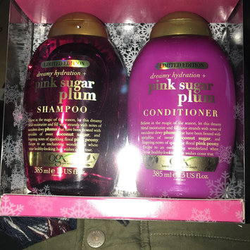 Photo of OGX Dreamy Hydration + Pink Sugar Plum Shampoo uploaded by Dani C.