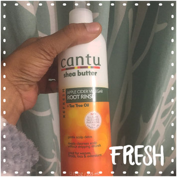 Photo of Cantu Cleanse Root Rinse - 12 oz uploaded by Angela S.