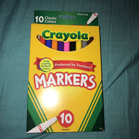 Crayola Markers uploaded by Krista P.
