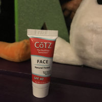 CoTZ Face Sunscreen for Natural Skin Tones uploaded by Krista P.