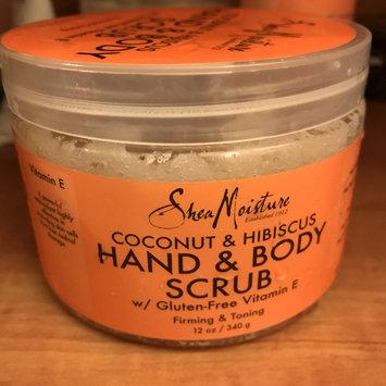 Photo of SheaMoisture Coconut & Hibiscus Hand & Body Scrub uploaded by Yanara T.