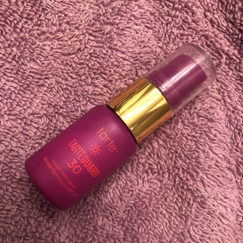 Photo of tarte tarteguard 30 sunscreen lotion Broad Spectrum SPF 30 uploaded by Emily M.
