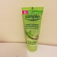 Simple Smoothing Facial Scrub uploaded by Kat E.