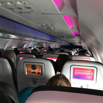 Photo of Virgin America uploaded by Jeannie F.