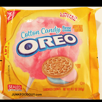 Photo uploaded to Nabisco Oreo Golden Sandwich Cookies by Ava G.