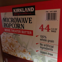 Kirkland Signature Microwave Popcorn, 3.3 oz, 44 Count uploaded by Brittany K.